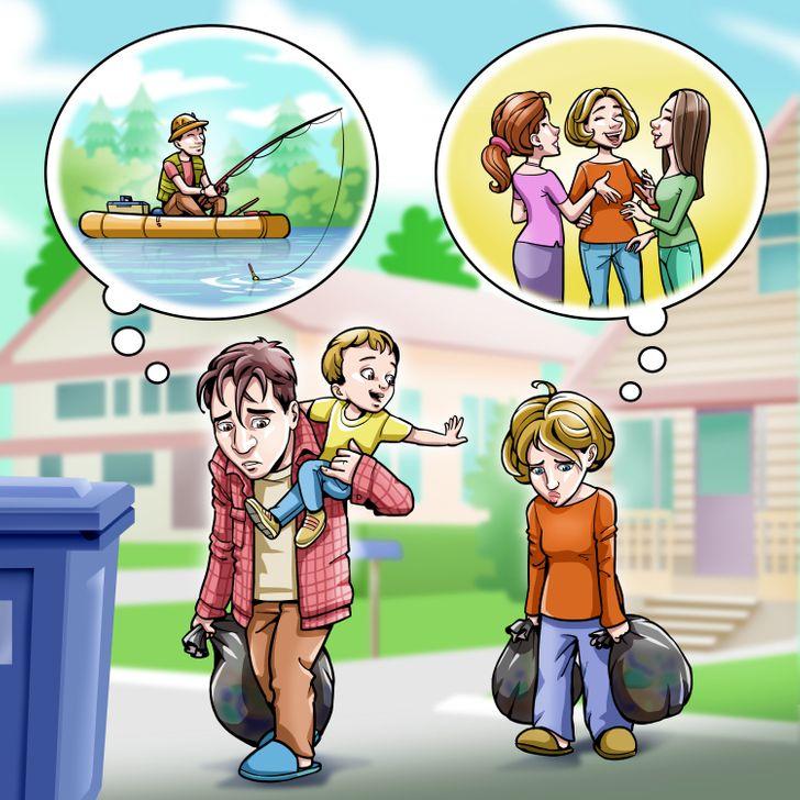 6 problemet më të shpeshta në çift pasi bëheni prindër, dhe mënyrat si t'i zgjidhni