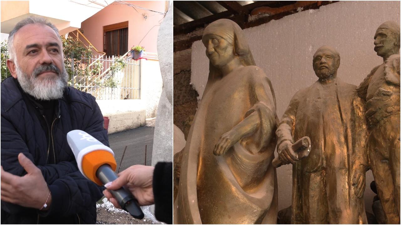 Tragjedia e ish-të përndjekurve politikë në skulpturë, Koko: Hija e të rënëve, prezente e në ditët tona
