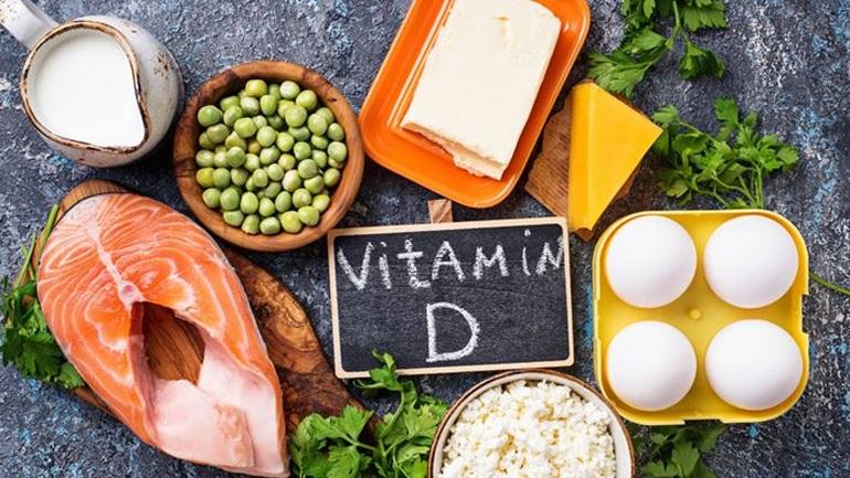 Simptomat e shkaktuara nga mungesa e vitaminës D