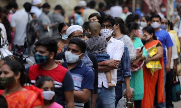India raporton rekordin kombëtar të radhës, mbi 100 mijë raste me Covid në një ditë