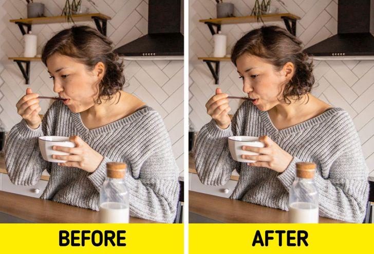 Pse ngrënia e të njëjtit mëngjes përditë është e shëndetshme për ju