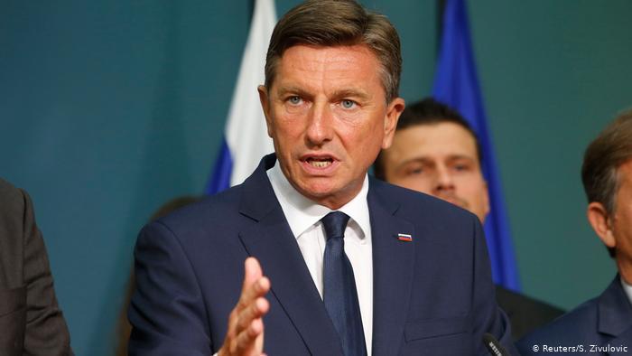 """Sllovenia mbështet """"ndarjen paqësore"""" të Bosnjes-Hercegovinës?"""
