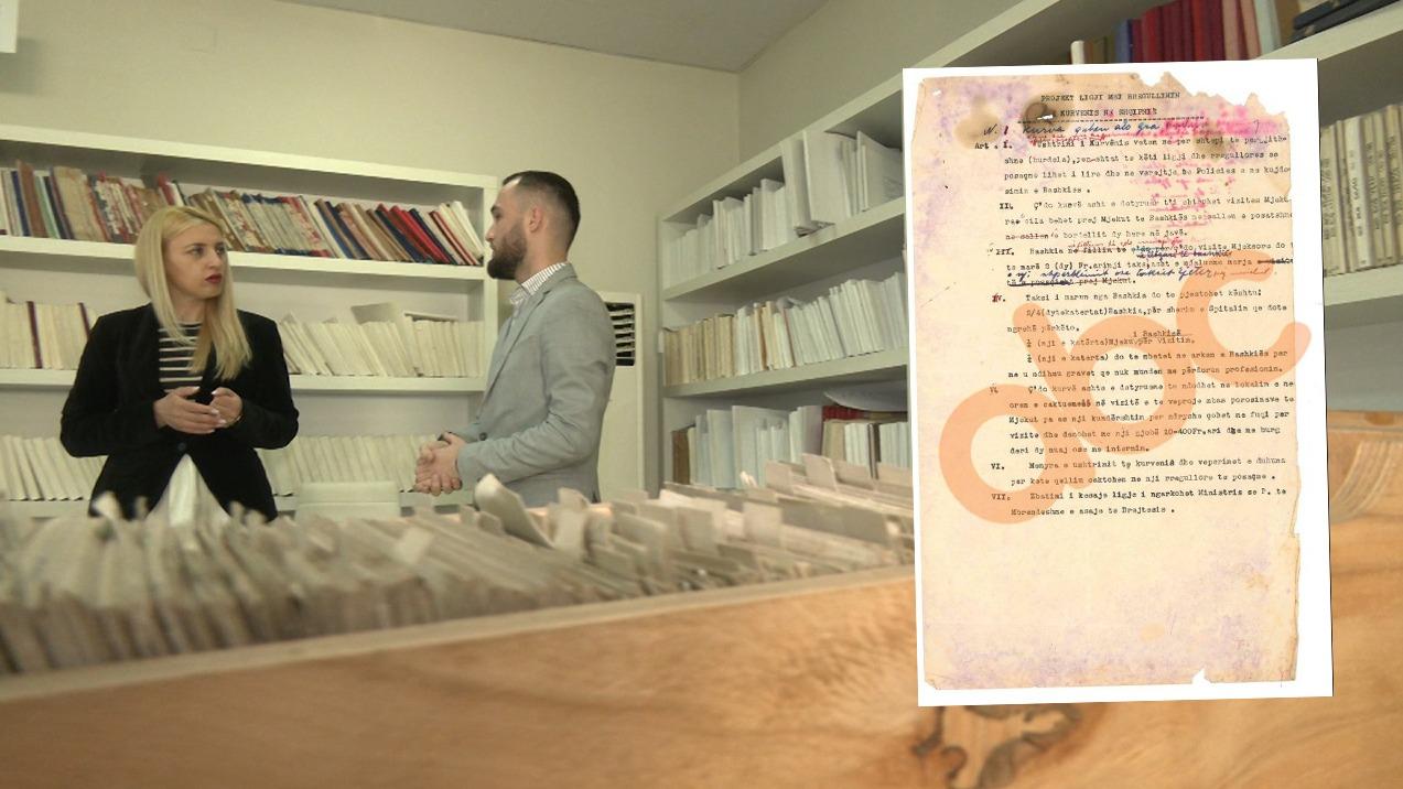 Ligj për prostitucionin, vendimi i Kuvendit të parë shqiptar në 1921 (Dokumenti)