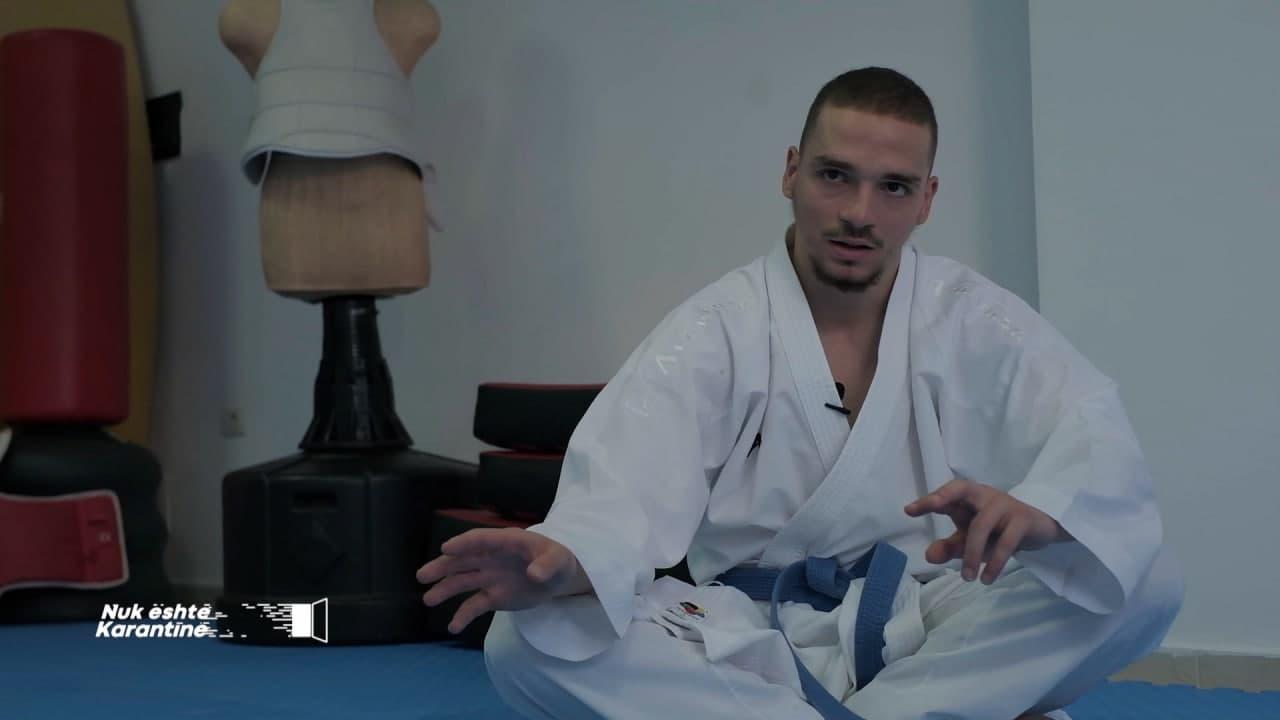 Njihuni me djalin gjeni të karatesë, Bekim Basha: Kam bërë realitet ëndrrën e babait