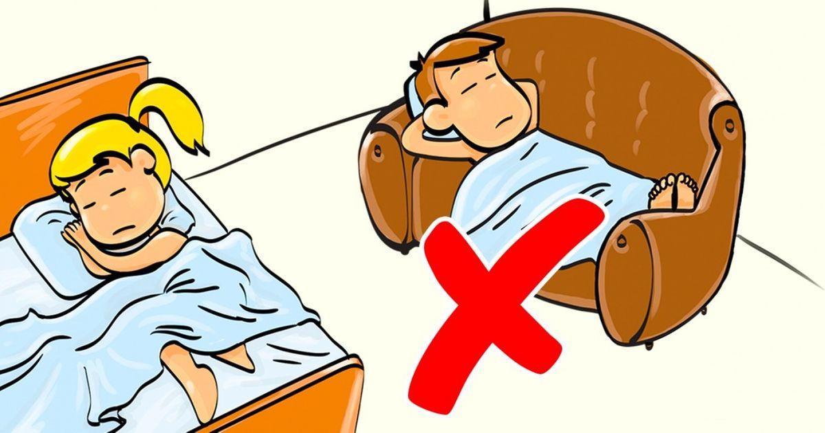 6 veprime që duhet t'i shmangni kur keni sherre në çift