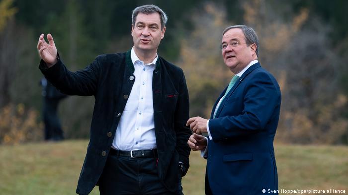 Laschet apo Söder – cili do të jetë kandidat i CDU/CSU për kancelar?