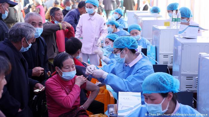 Konfuzion mbi efektshmërinë e vaksinave kineze