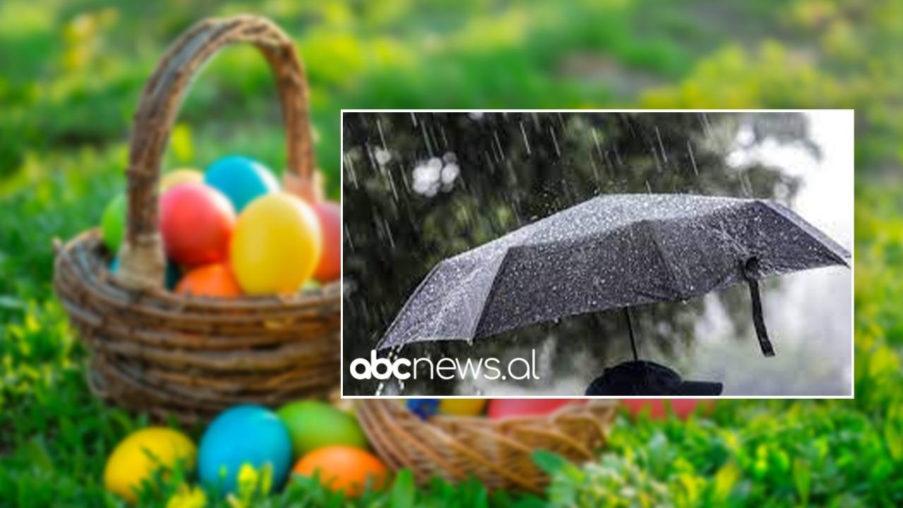 Surprizon moti fundjavën e Pashkës, reshje shiu dhe dëbore në këto zona