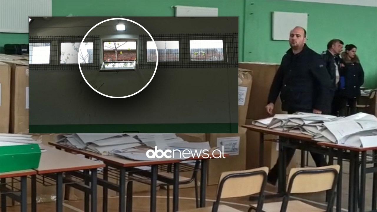 Një dritare e hapur pezullon shpërndarjen e materialeve zgjedhore në Kurbin