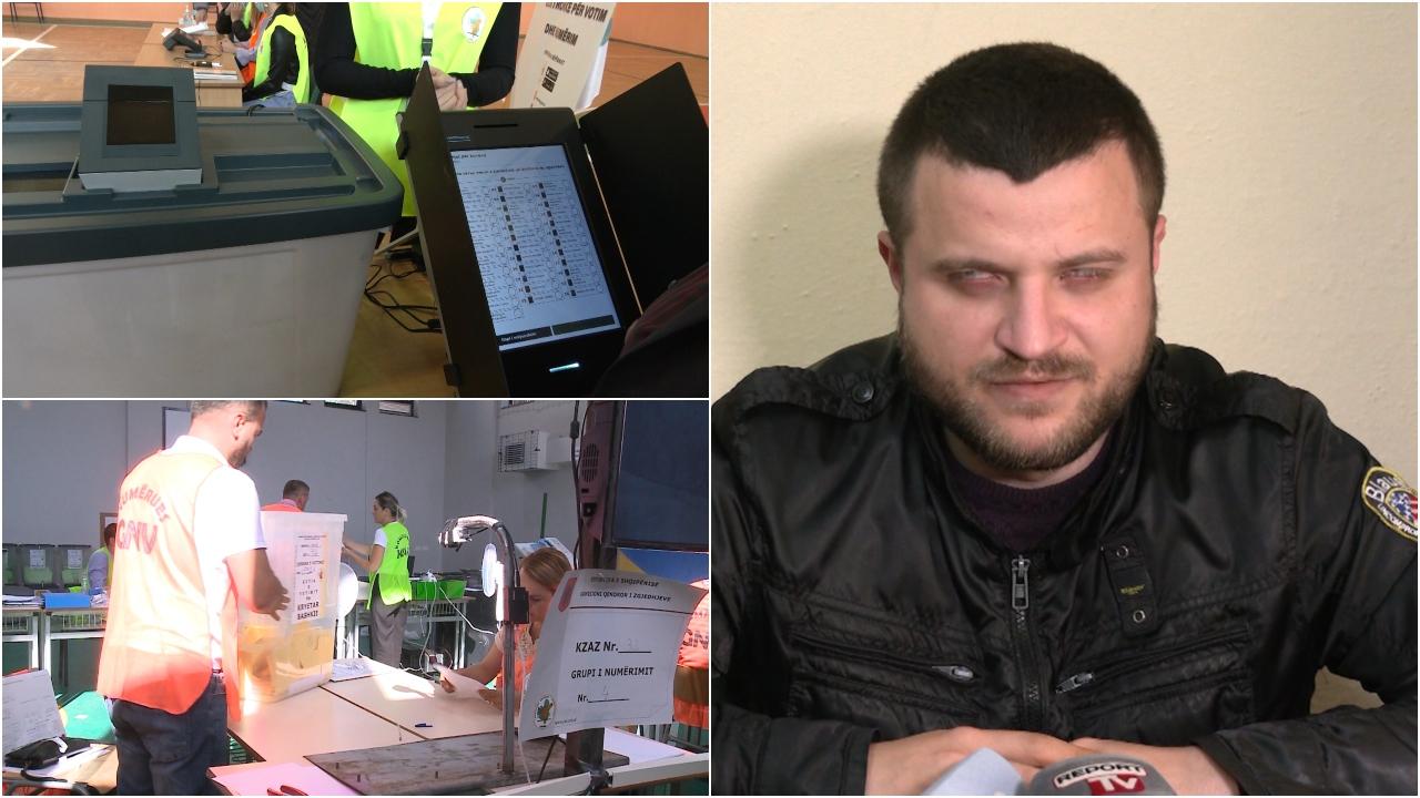 Të verbërit nuk kanë fletë votimi të përshtatshme, Ferhati: Na kanë lënë jashtë fokusit