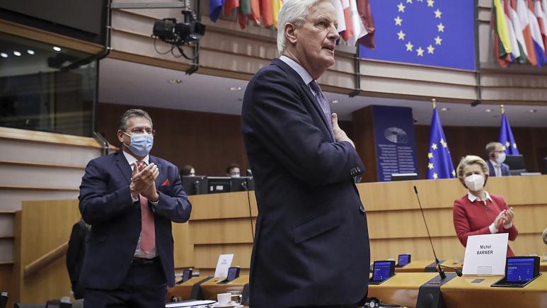 Fillimi i një epoke të re, Parlamenti Europian miraton marrëveshjen tregtare BE-MB