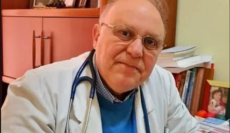 Voton Tritan Kalo: Tani vijojmë luftën me virusin në QSUT, kurrë mos e humbni besimin tek mjekët