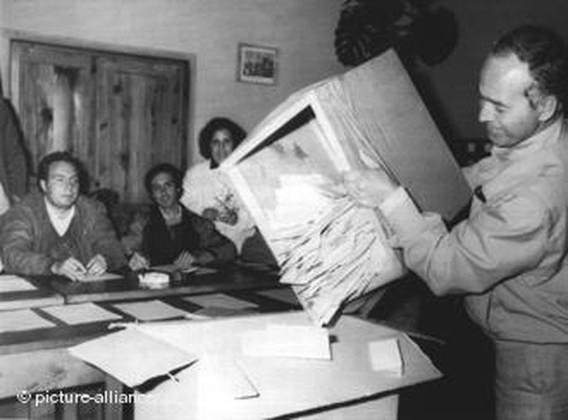 Zgjedhjet e 2 dhjetorit në '45, sa vota kundër mori Enver Hoxha
