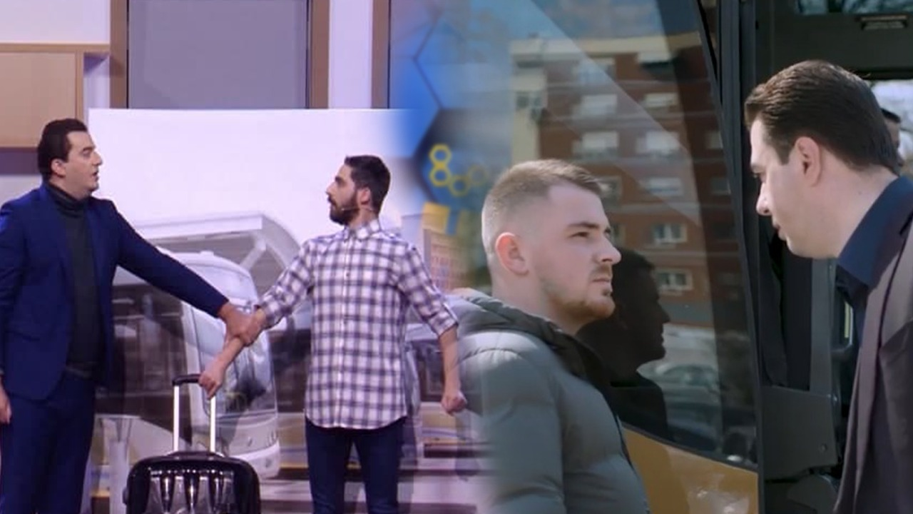 """Ndaloi të riun të ik në Gjermani, Basha i """"Kosheres"""" zbulon prapaskenat e spotit të PD-së"""