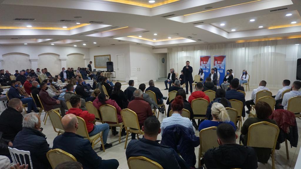 Mediu në Kombinat: Ta kthejmë 25 prillin në ditën e shqiptarëve të mirë që duan shtet