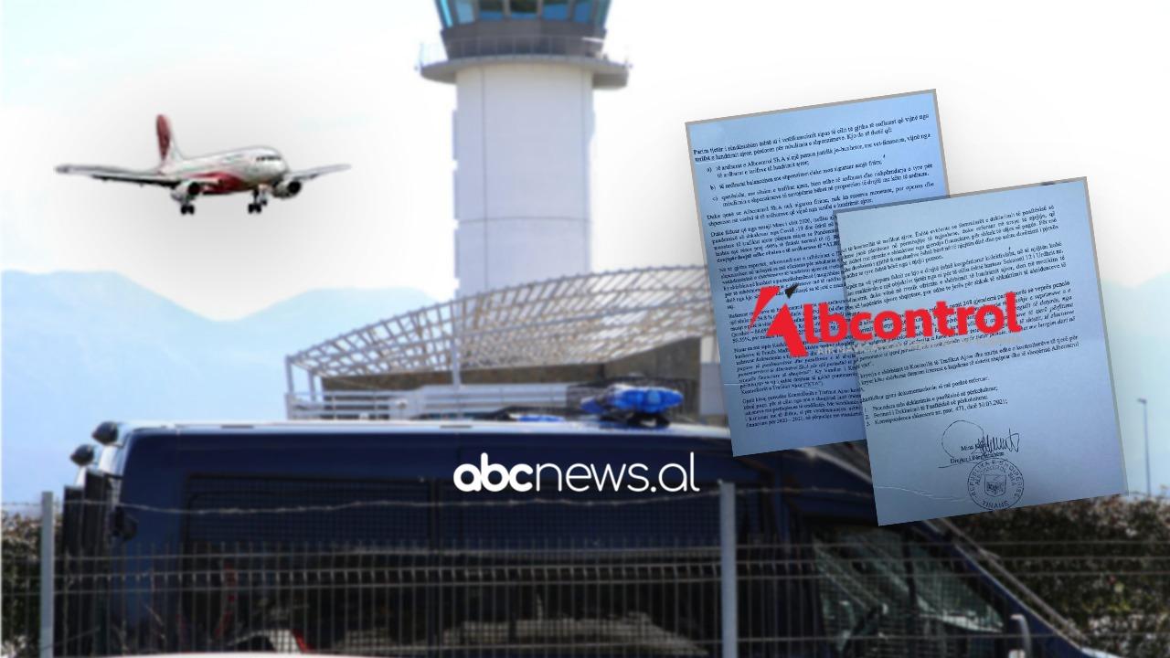 Zbardhet dëshmia e oficerit të Rinasit: Çfarë njoftonte Albcontrol për pezullimin e fluturimeve