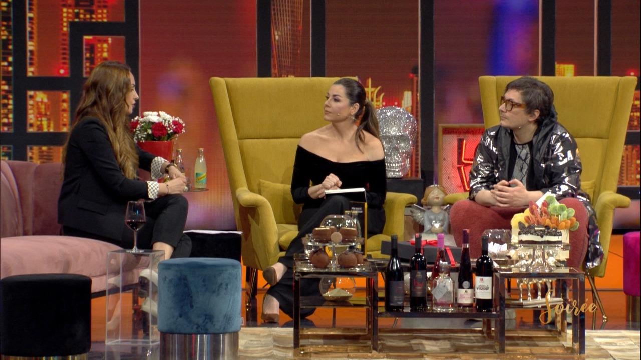 Debate/ Eneda Tarifa përballet me Kleart Duraj dhe i numëron mangësitë e Shqipërisë në Eurovizion