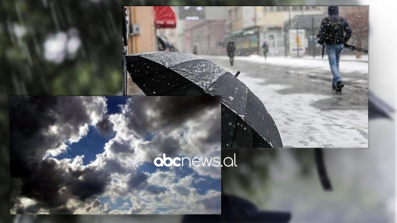 Kthjellime, vranësira dhe reshje bore: Si do të jetë moti gjatë javës