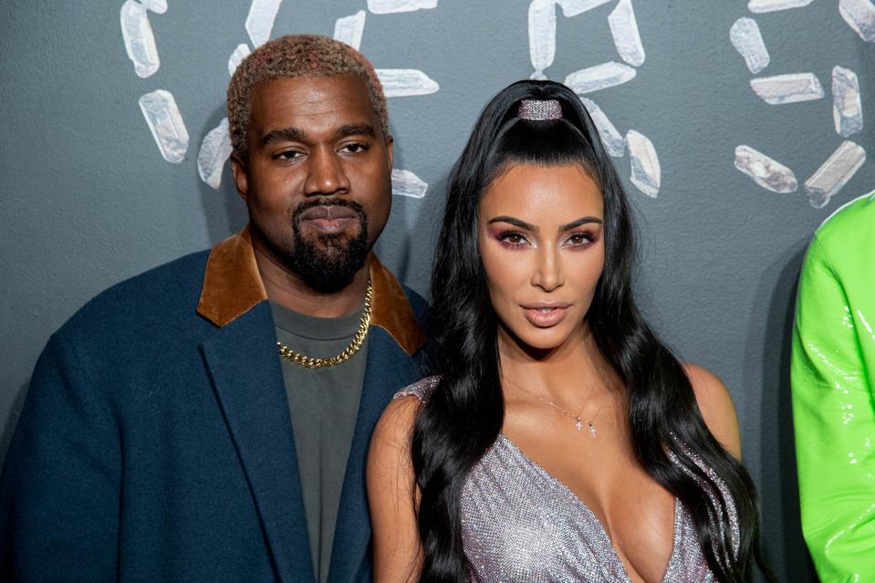 Kanye West i përgjigjet kërkesës së Kim Kardashian për divorc