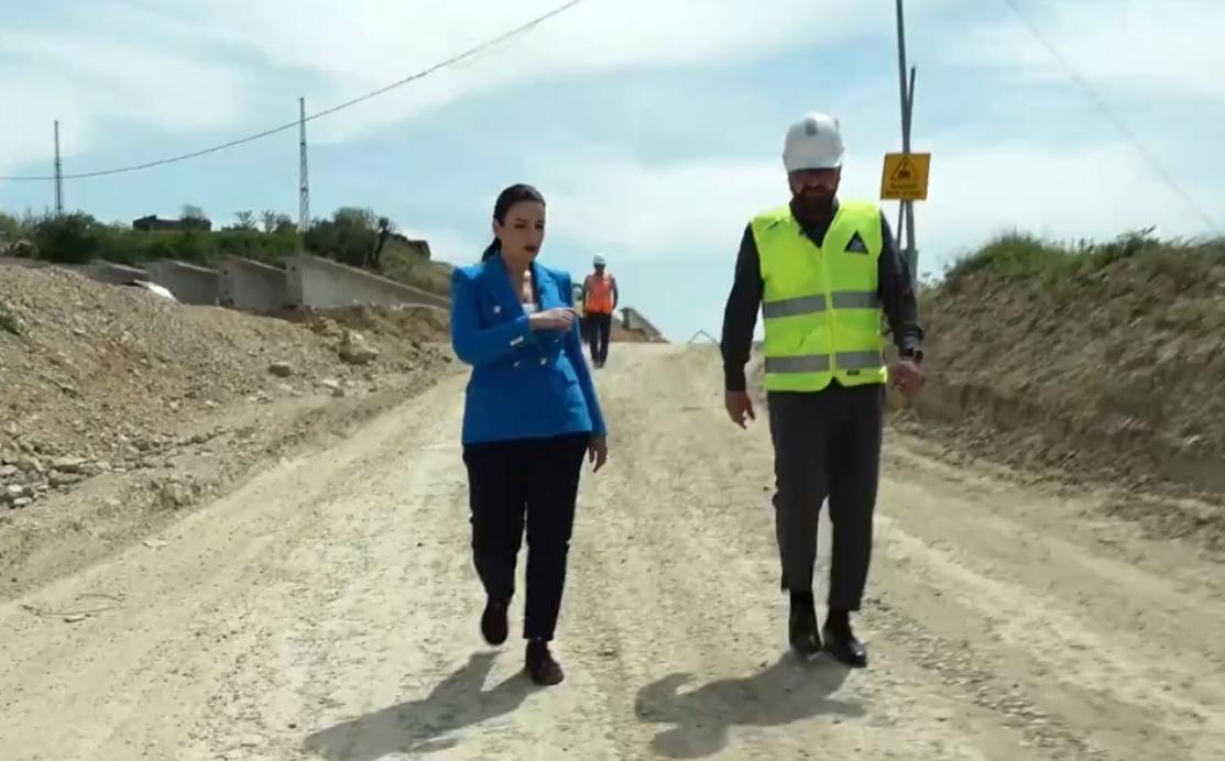 Balluku inspekton punimet në pjesën lindore të Unazës së Madhe të Tiranës: Gati në fund të gushtit