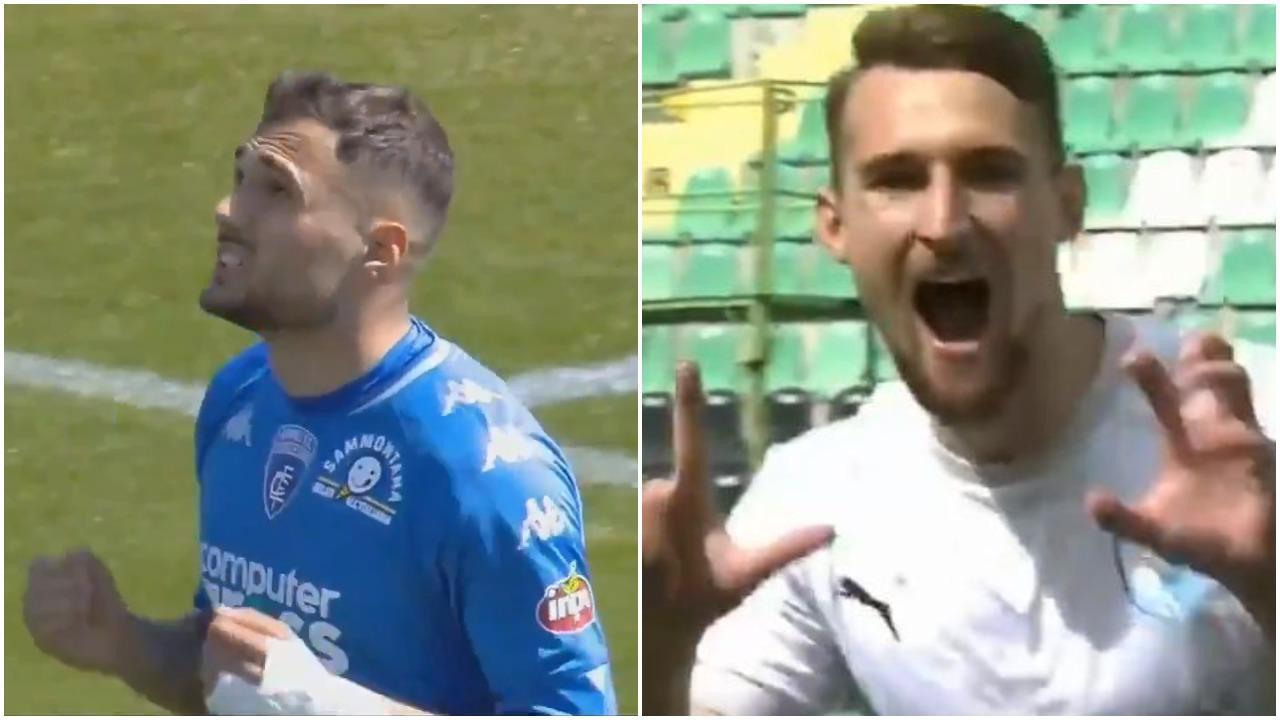 VIDEO/ Bajrami shënon me Empolin. Super Rashani, gjen golat e parë në Turqi