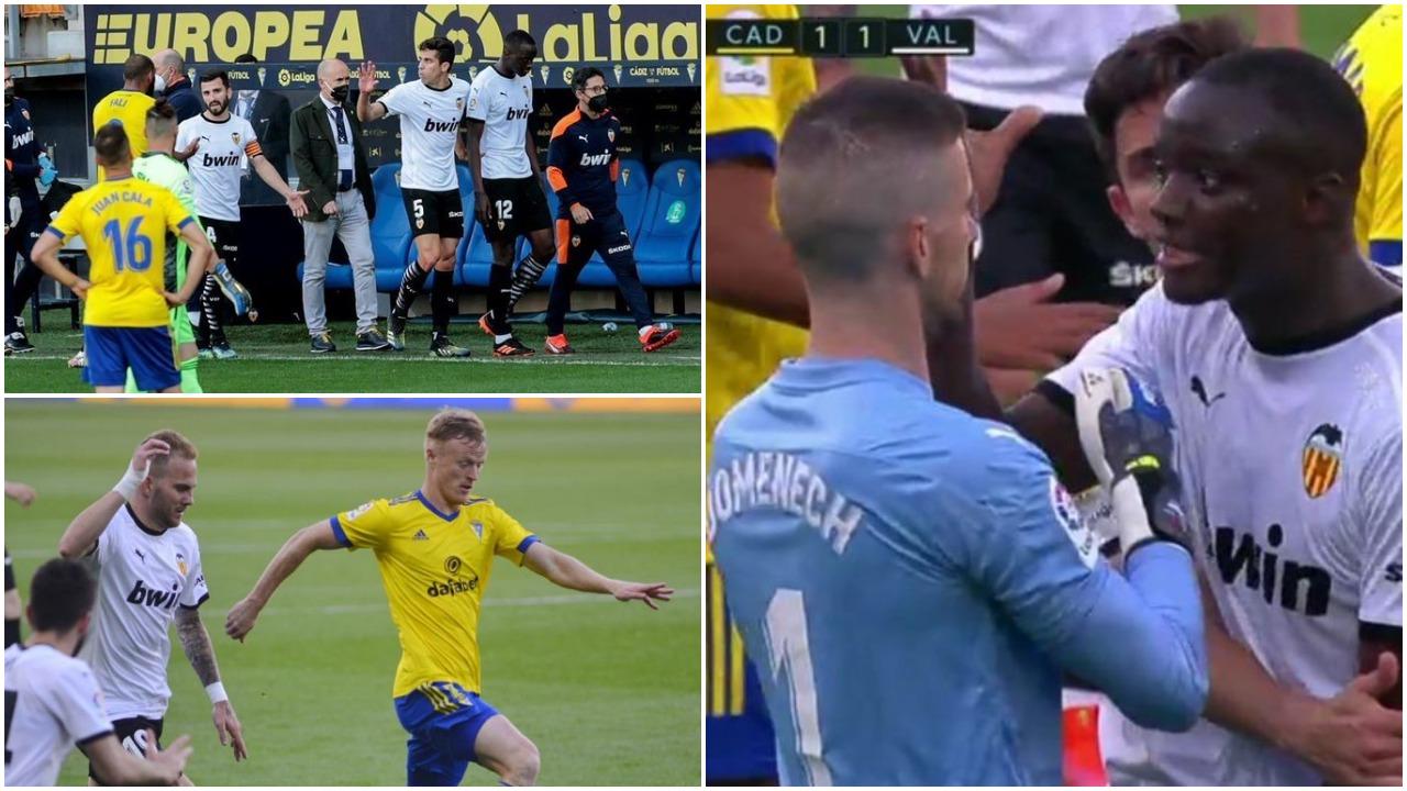 Racizmi i pretenduar ndaj mbrojtësit të Valencias, merret vendimi final