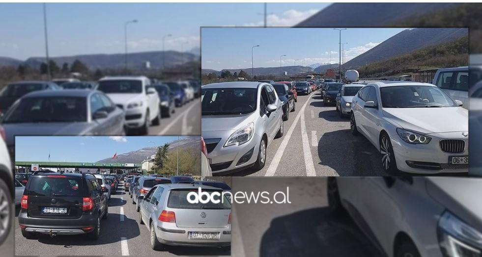 Kosovo in quarantine, citizens spend the weekend in Albania