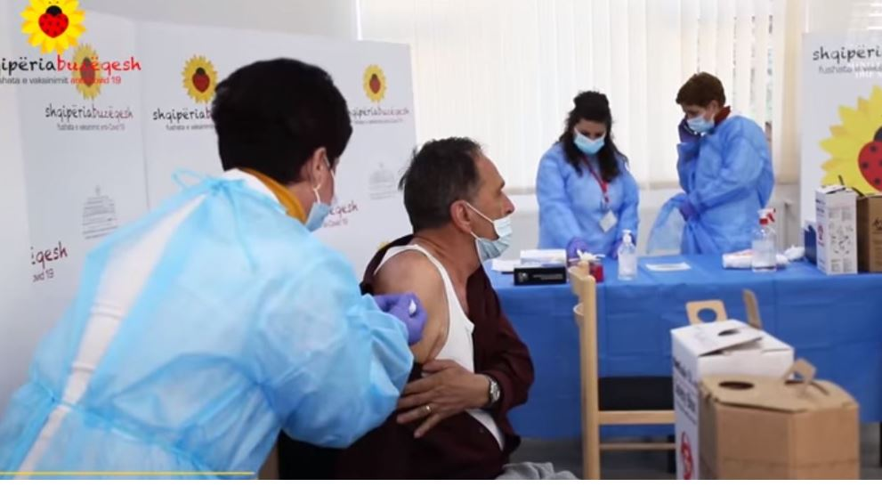 Manastirliu: More than 200,000 elderly are vaccinated against Covid