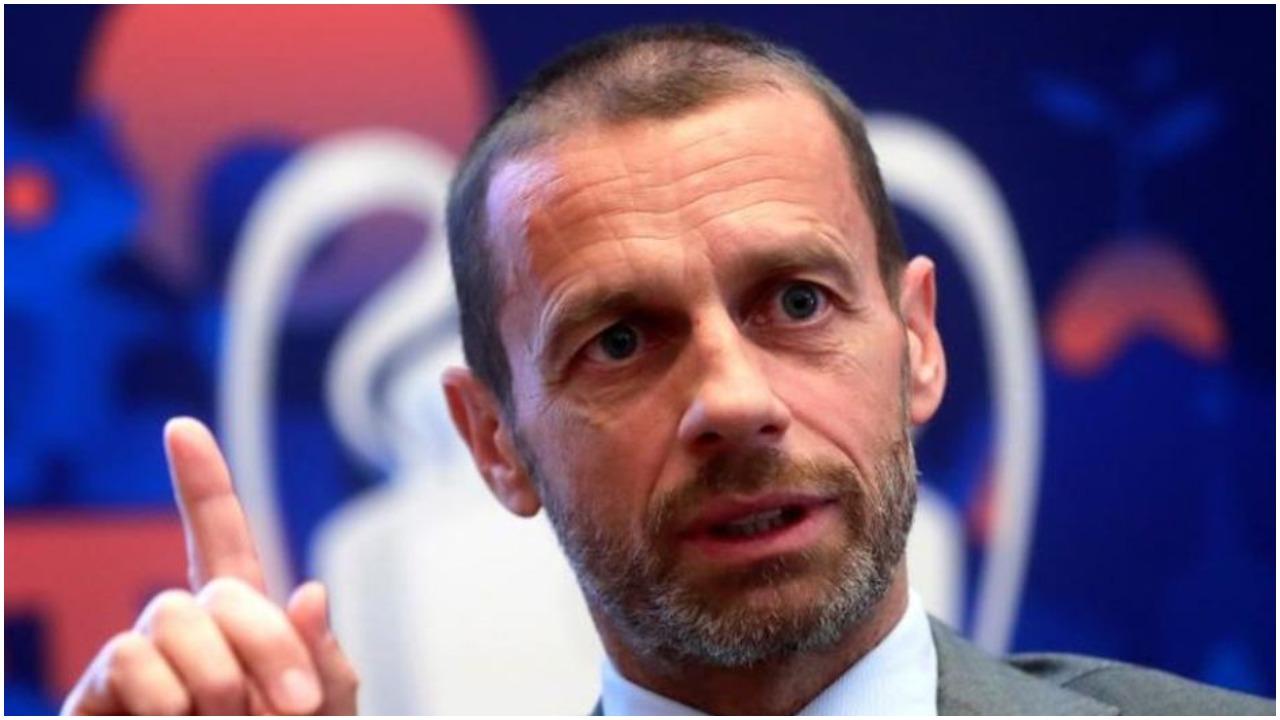 Koha e reklamave, Ceferin: EURO 2020 solli një muaj magjepsës. Itali, Angli, paçi fat!