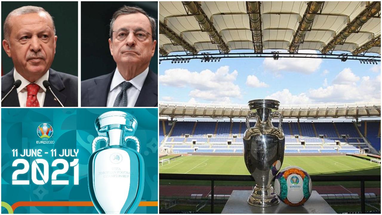 Kriza Itali-Turqi kalon në futboll, zbulohet synimi i Erdogan për Euro 2020