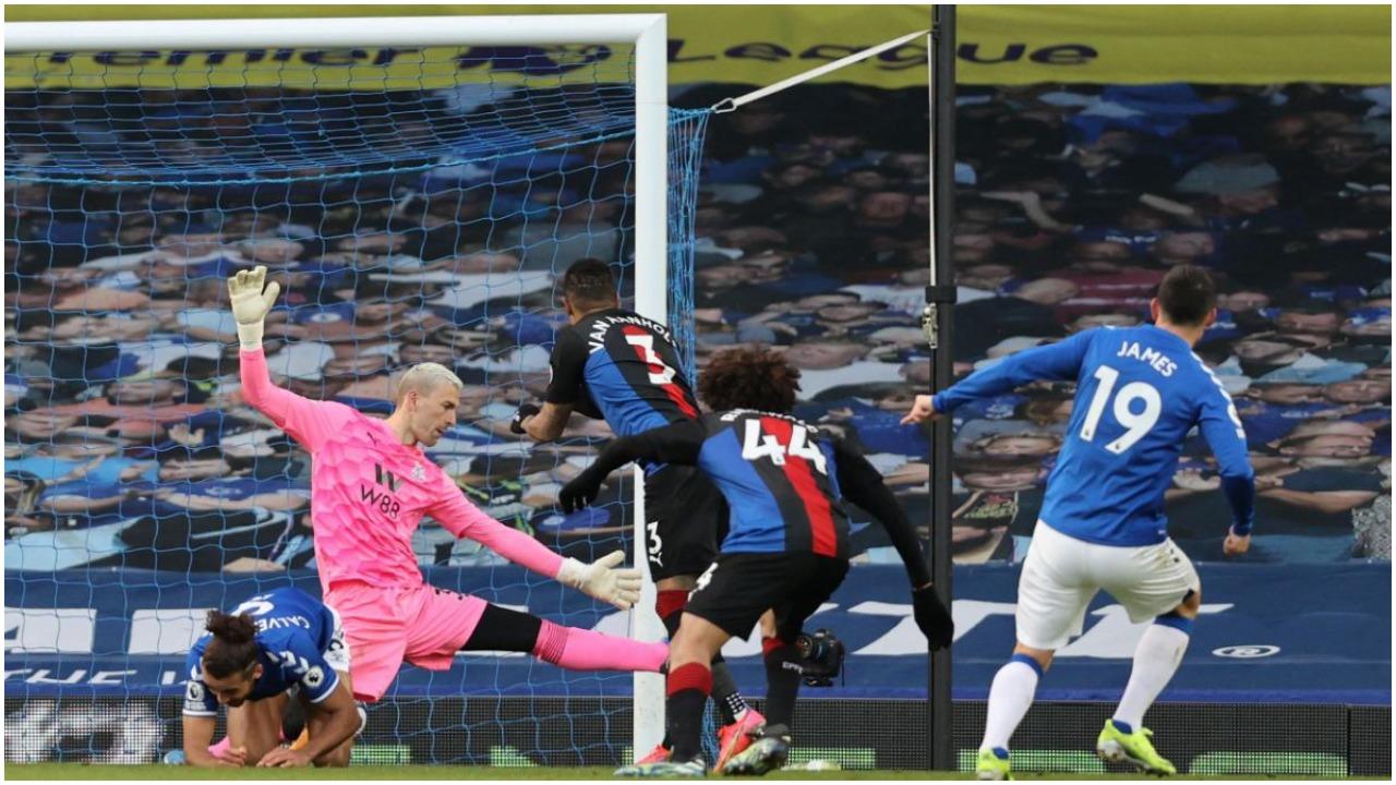 VIDEO/ James Rodriguez nuk mjafton, Evertoni e Ancelotti befasohen në fund