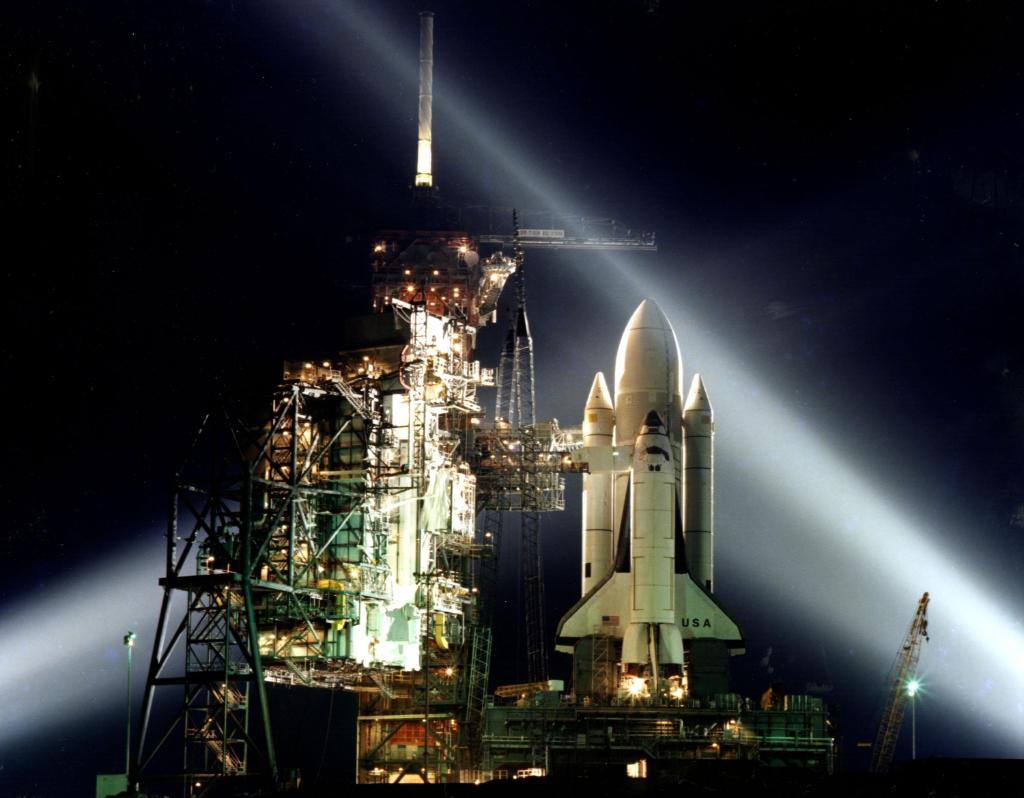 NASA shënon 40 vjetorin e fluturimit të parë në orbitë