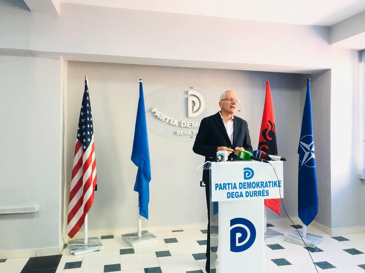 """""""Pse nuk e uroj Vangjush Dakon"""", Xhaferaj: Më 25 prill nuk kishim zgjedhje, por votime"""