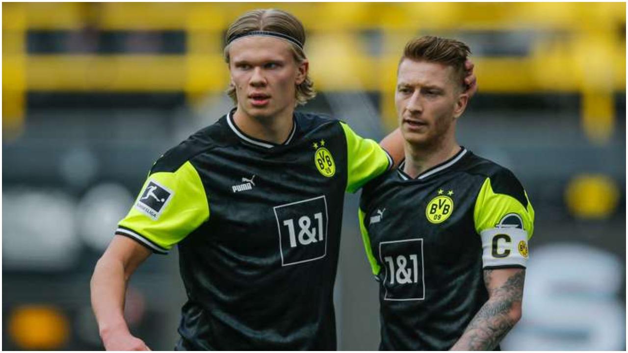 """VIDEO/ Rivalët u ndaluan, """"pokeri"""" afron Dortmundin me zonën Champions"""