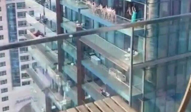 Pozuan nudo, arrestohen dhjetëra gra në Dubai