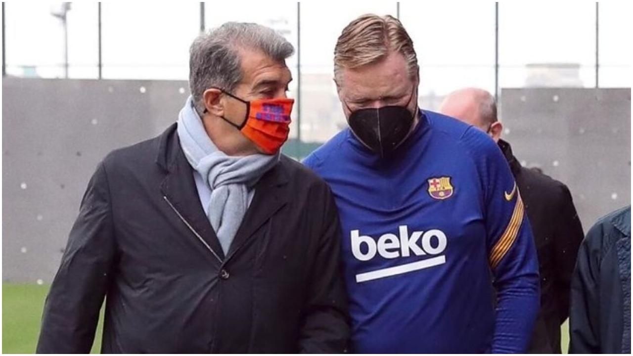 Revolucion te Barcelona, Laporta jep urdhër për shitjen e 14 lojtarëve