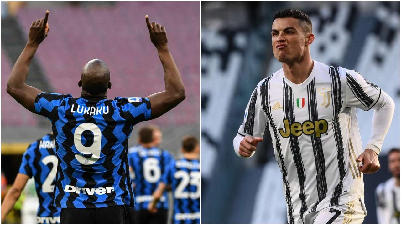 VIDEO/ Interi dhe Juventusi në avantazh, Lukaku-CR7 nuk falin