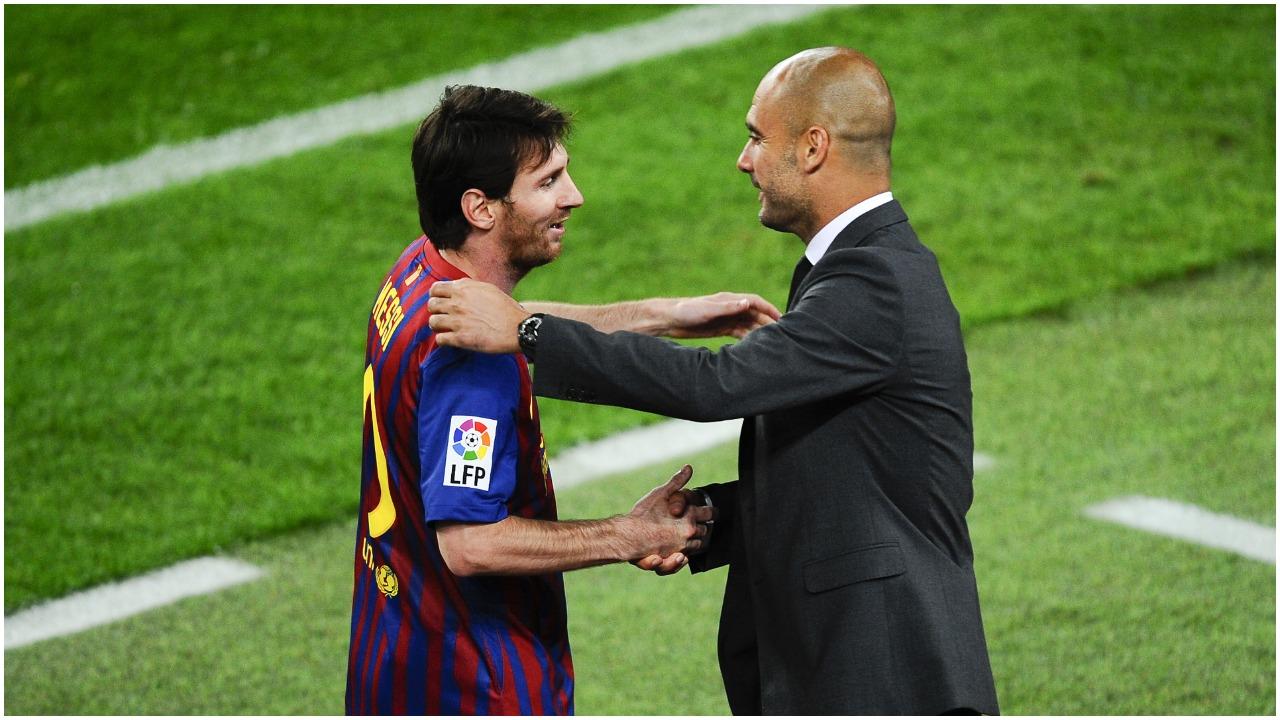 Guardiola: Nuk do gjejë më mirë se Barcelona, uroj që Messi të rinovojë