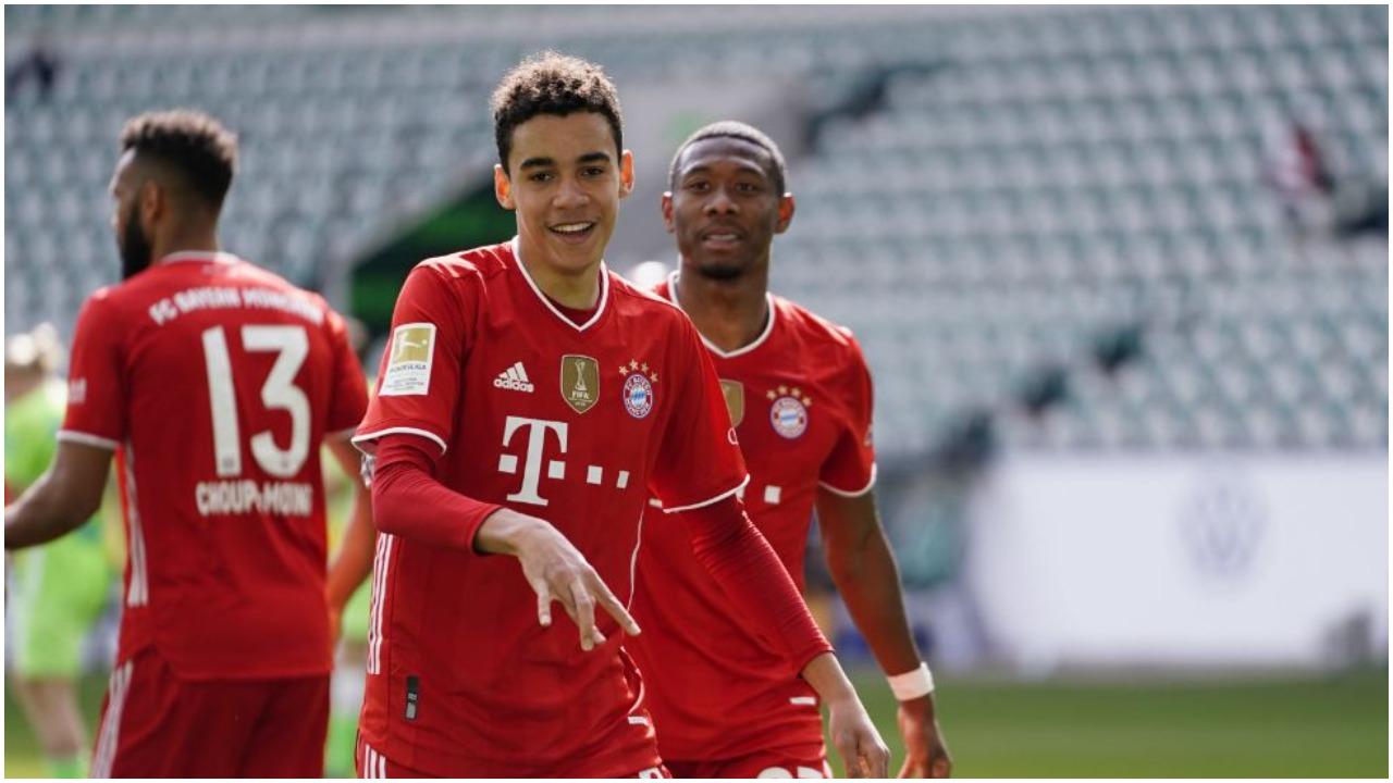 """VIDEO/ """"Ujqit"""" rezistojnë pak ndaj Bayernit, eurogol i talentit Musiala"""