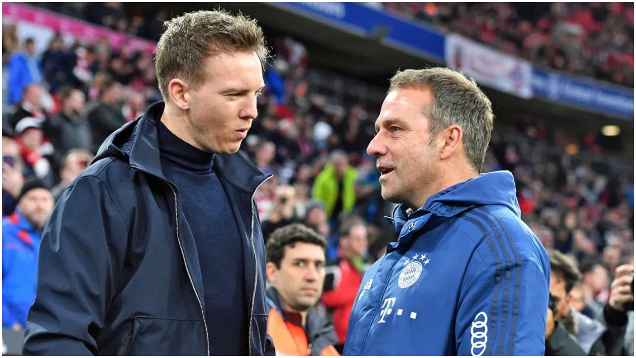 Lëvizja e fundit, Julian Nagelsmann gjithnjë e më afër Bayern Munchen