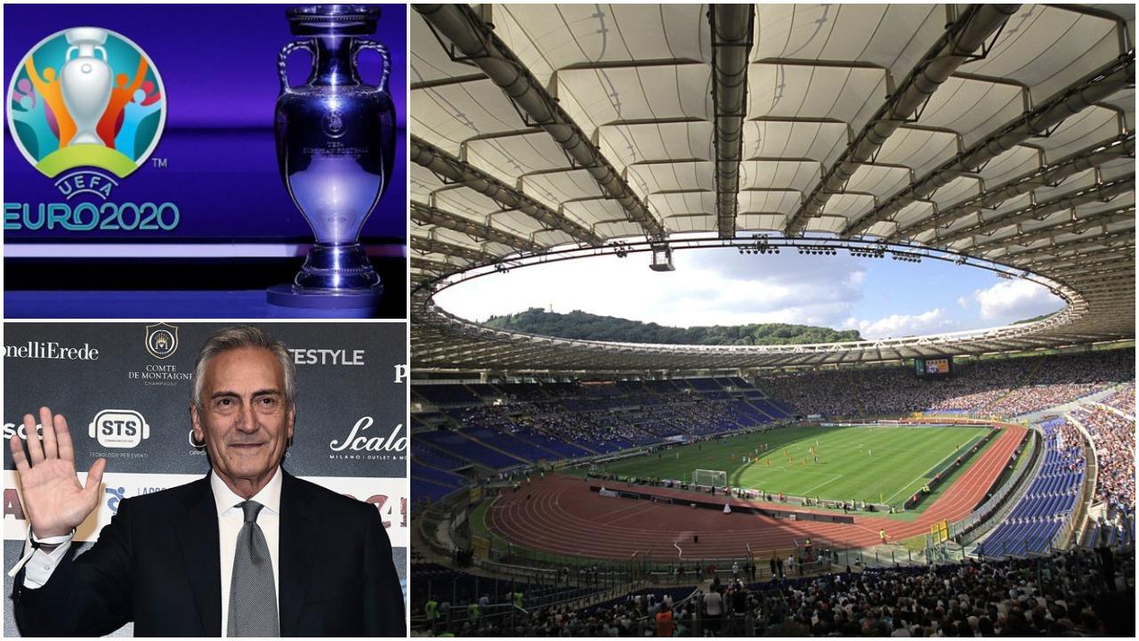 """Zyrtare: Italia hap stadiumet, 17 mijë tifozë në """"Olimpico"""" për Itali-Turqi"""