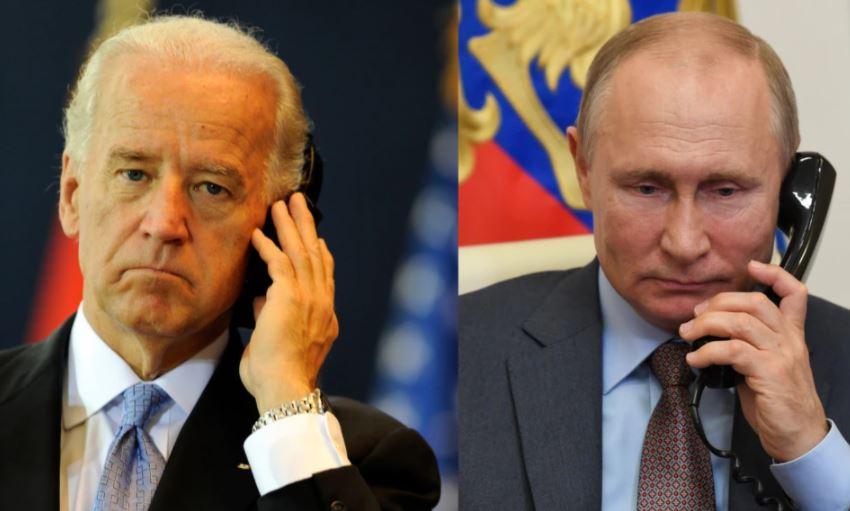 Biden i propozon presidentit rus takim të nivelit të lartë