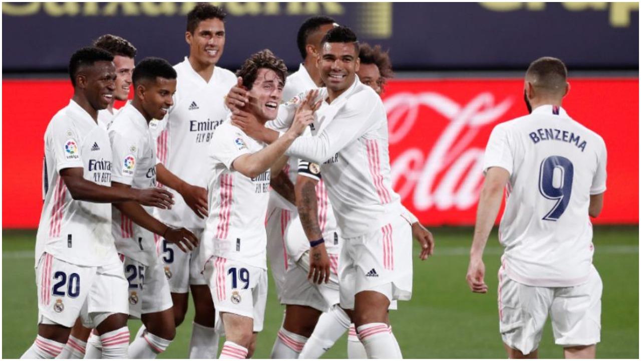Vetëm tre mbrojtës të ekipit të parë, Real Madrid i gjymtuar para Granadas