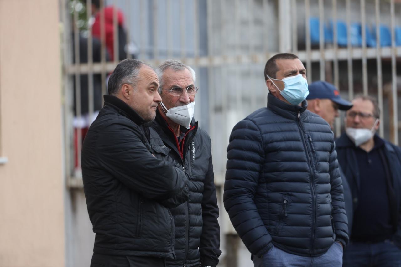 Seleksionimet për Shqipërinë U19, Cungu: Prania e trajnerit Reja u jep tjetër rëndësi
