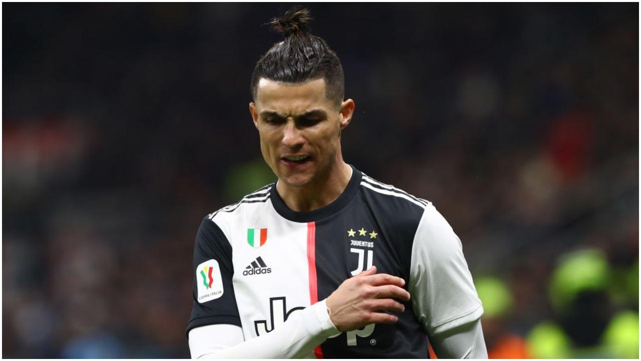 """Hiqeni qafe Cristiano Ronaldon"", gazeta italiane zbulon prapaskenën te Juventusi"