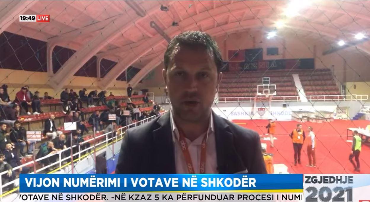Rezultatet në Shkodër, partia që drejtohej nga Doshi rritje të konsiderueshme të votave
