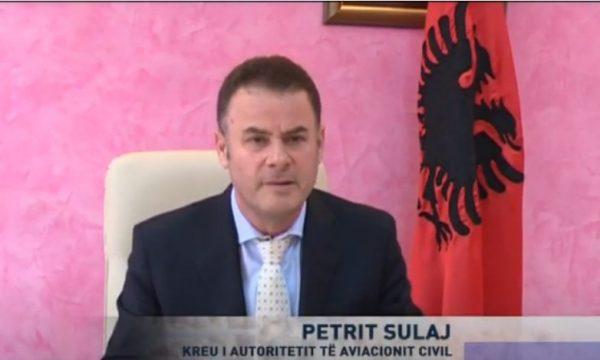 Kriza e Rinasit: Lirohet pas 6 orësh marrje në pyetje Petrit Sulaj, ish-drejtori i Aviacionit Civil