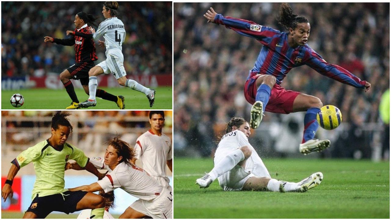 As Messi dhe as CR7, Ramos: Nuk vjen futbollist si Ronaldinho, më mësoi diçka