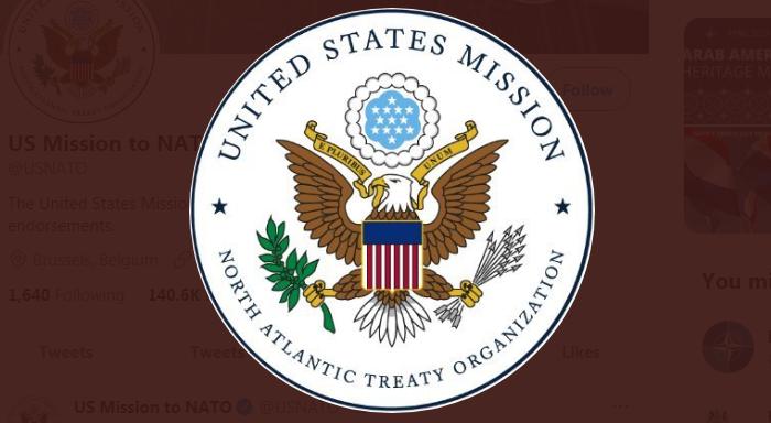 Misioni i SHBA-së në NATO: Do t'i qëndrojmë pranë Kosovës në rrugën e saj Euro-Atlantike