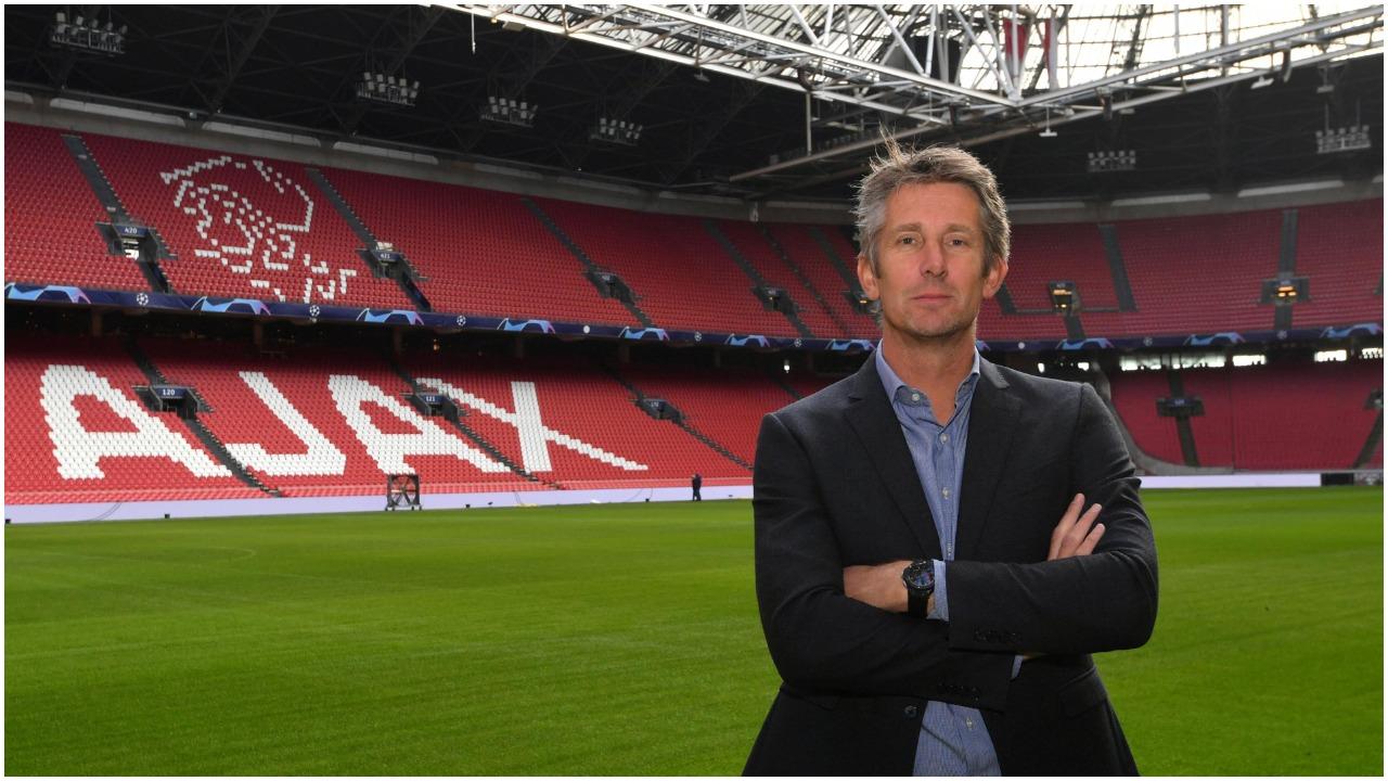 Shumë talente të rinj dhe pak eksperiencë, Van der Sar shpjegon filozofinë e Ajax